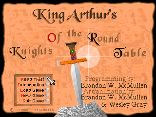King Arthur's KORT