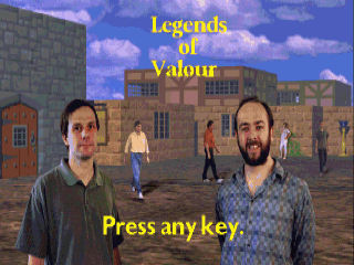 Legends of Valour