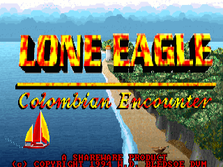 Lone Eagle - Colombian Encounter
