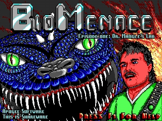 Bio Menace