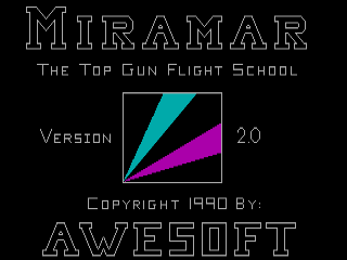 Miramar Jet Flight Simulator