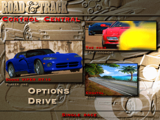 The Need for Speed (CD Demo)