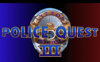 Police Quest III: The Kindred