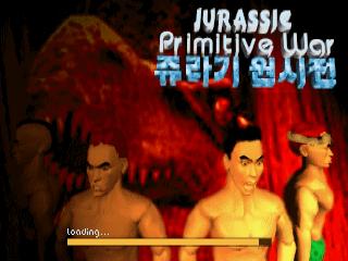 Jurassic Primitive War