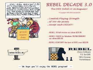 Rebel Decade Chess