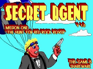 Secret Agent: The Hunt for Red Rock Rover