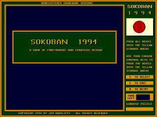 Sokoban 1994