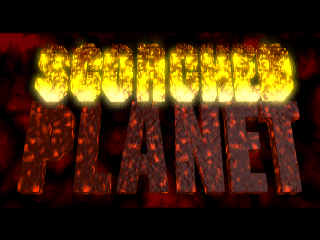 Scorched Planet