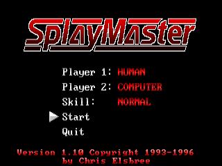 SplayMaster