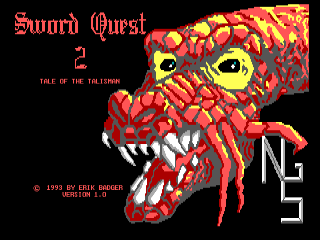 Sword Quest 2: Tale of the Talisman