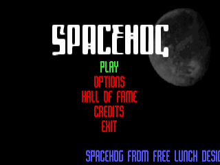 Operation Spacehog