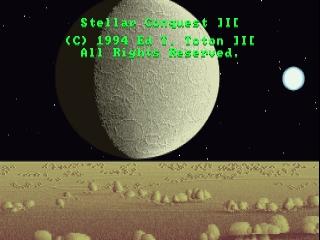 Stellar Conquest III