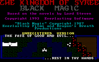 The Kingdom of Syree II: Black Magic