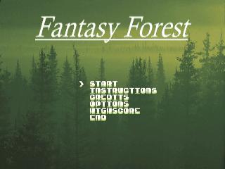 Toffifee Fantasy Forest