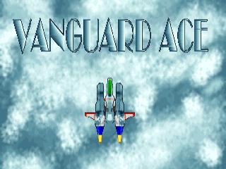 Vanguard Ace: Vertical Madness