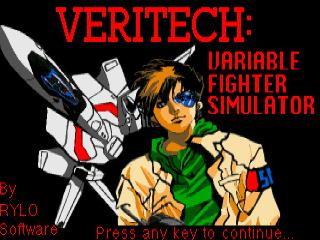 VERITECH: Variable Flight Simulator