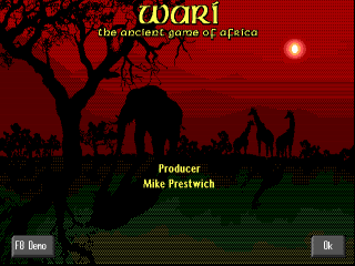 Wari - The Ancient Game of Africa