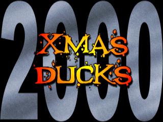 Xmas Ducks 2000