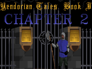 Yendorian Tales Book I CHAPTER 2