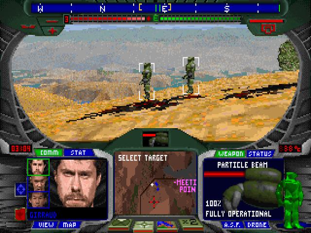 Download Terra Nova: Strike Force Centauri | DOS Games Archive