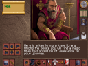 King Richard instructs you on a matter of urgency. (image by Westwood Studios)