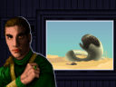 Ordos Mentat Ammon advises you of the dangerous worm situation. (image by Westwood Studios)