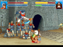 Story mode puts you in control of a warlord's entire military force (image by Super Fighter Team)
