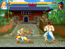 Will Sun Ce act in time to avoid being hit by Huang Zhong's Heart Attack? (image by Super Fighter Team)