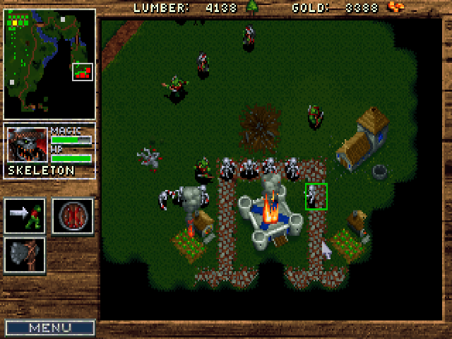 Download Warcraft Orcs Humans Dos Games Archive