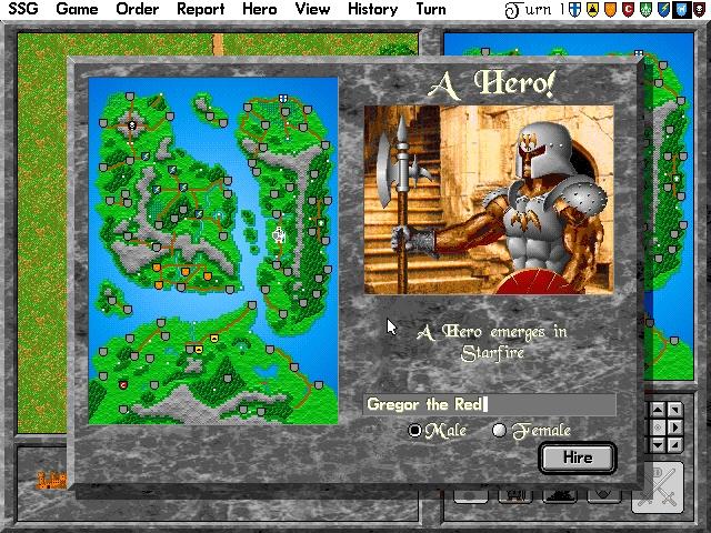 Warlord 2 games